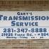 Gary's Transmission Service