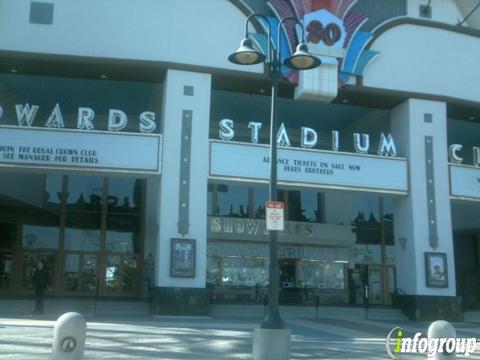 Regal Cinema - Edwards Aliso Viejo Stadium 20 & IMAX, Aliso Viejo CA
