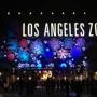 Los Angeles Zoo and Botanical Gardens - Los Angeles, CA. Zoo @ Night
