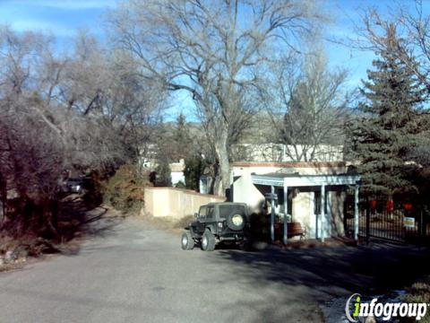 The Compound Restaurant, Santa Fe NM