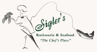 Sigler's Rotisserie & Seafood, Bluffton SC