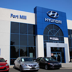 Fort Mill Hyundai, Fort Mill SC