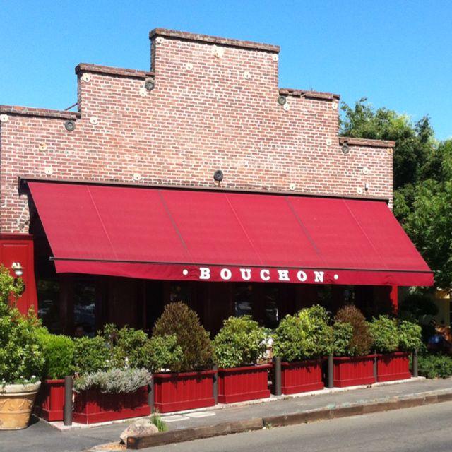 Bouchon, Yountville CA