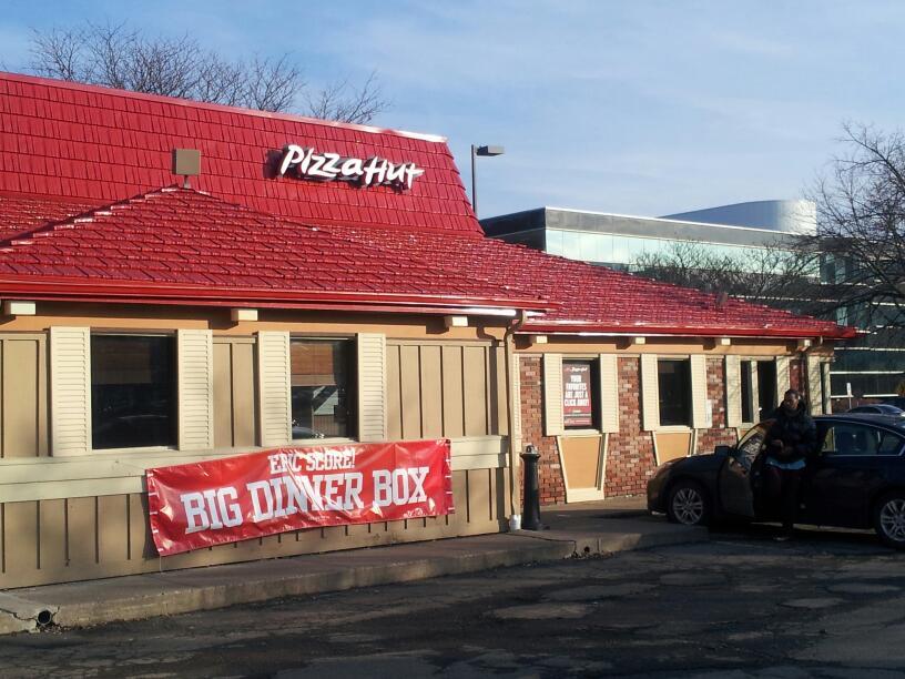 Pizza Hut, Corning NY