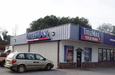 TitleMax Title Loans - Alexander City, AL