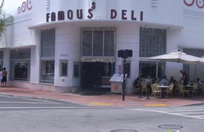 Jerry's Famous Deli - Miami Beach, FL
