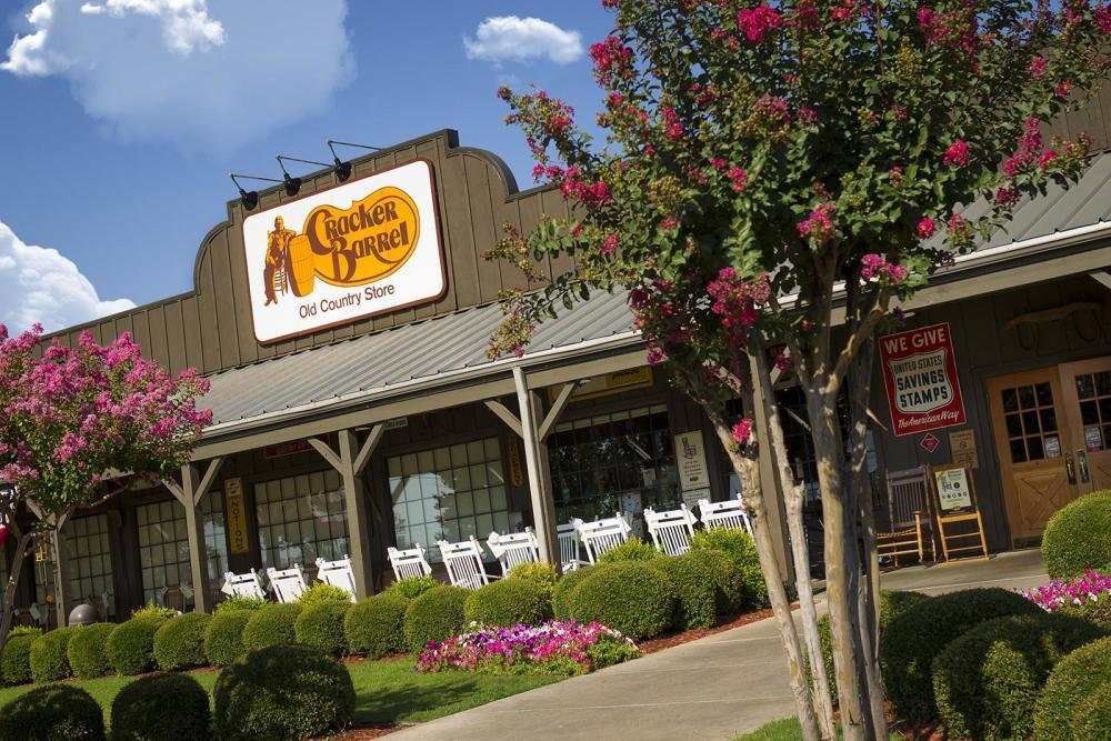 Cracker Barrel Old Country Store, Muncy PA