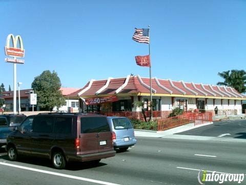 McDonald's, Fontana CA