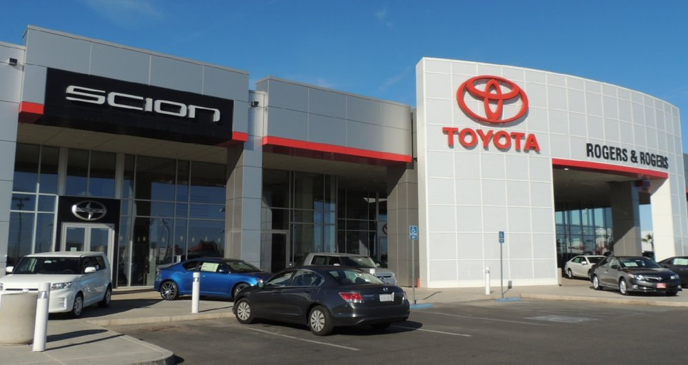 Rogers & Rogers Toyota-Scion, Imperial CA