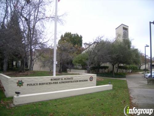 Mountain View Police Dept - Mountain View, CA