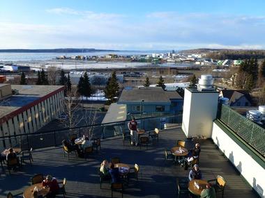 Snow Goose Restaurant & Brwry, Anchorage AK