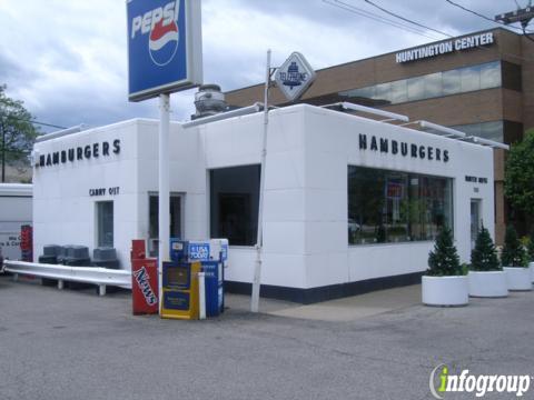 Hunter House Hamburgers, Birmingham MI