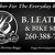 B. Leather and Bike Shop