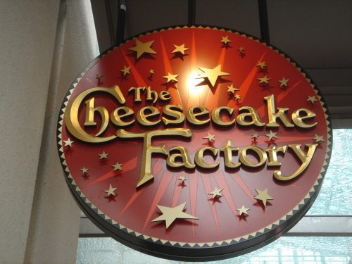 The Cheesecake Factory, Thousand Oaks CA