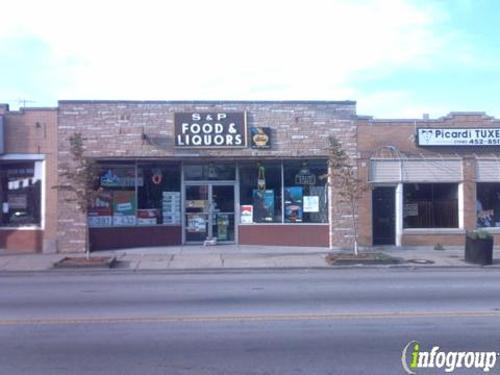 S & P Food and Liquor - Elmwood Park, IL