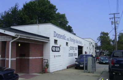 Domestic & Foreign Auto Body Inc - Cleveland, OH