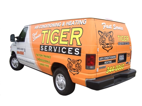 Tiger Services Air Conditioning - San Antonio, TX