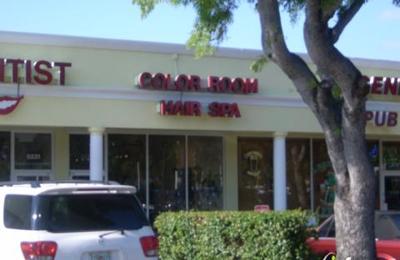 Color Room Hair Spa - Fort Lauderdale, FL
