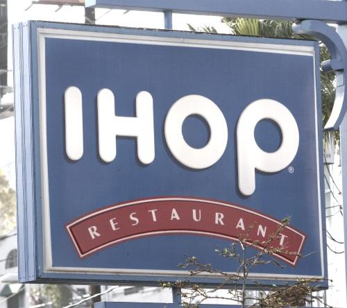 IHOP, Buena Park CA