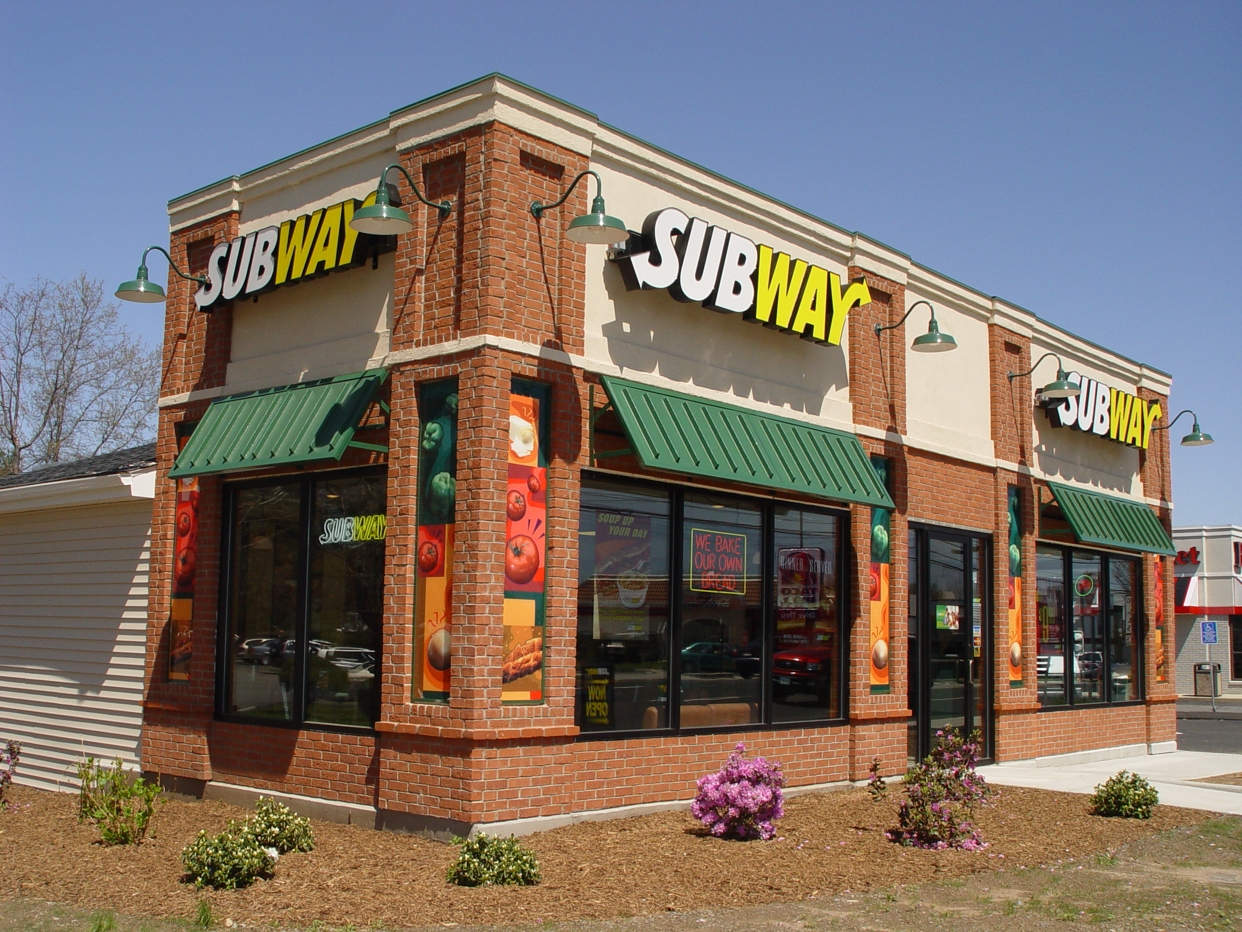 Subway, Newport VT