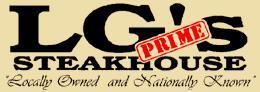 LG's Prime Steakhouse, Palm Springs CA