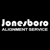 Jonesboro Alignment