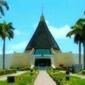 Ermita De La Caridad - Miami, FL. Ermita de Ntra. Sra. de la Caridad del Cobre. Miami, Florida . USA.