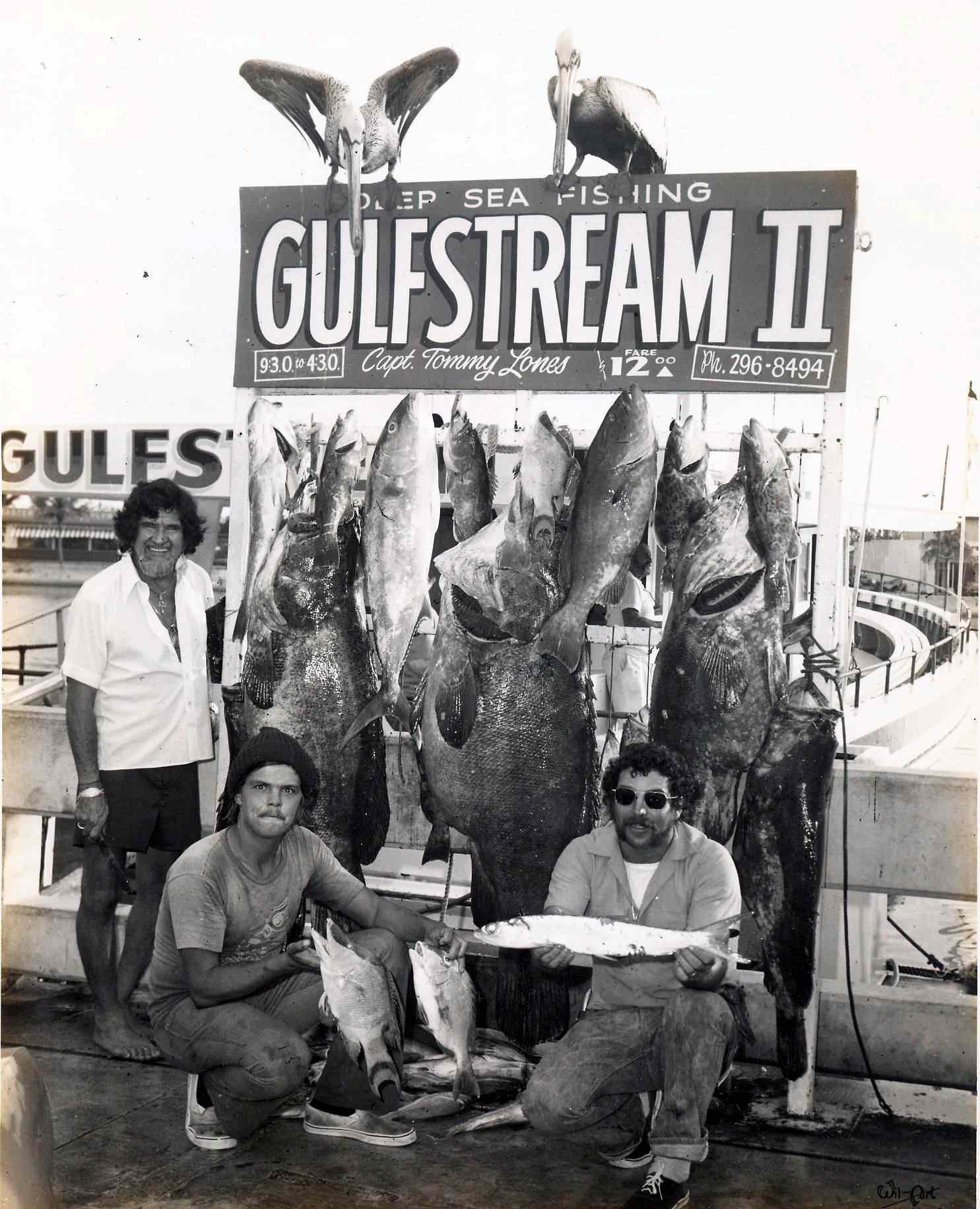 Gulfstream Party Fishing Boat, Key West FL