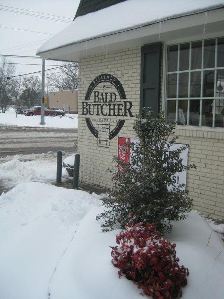 Billings Bald Butcher, Covington TN