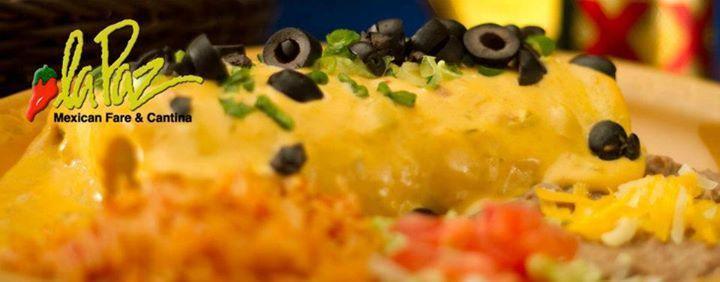 La Paz Mexican Restaurant, Lincoln NE