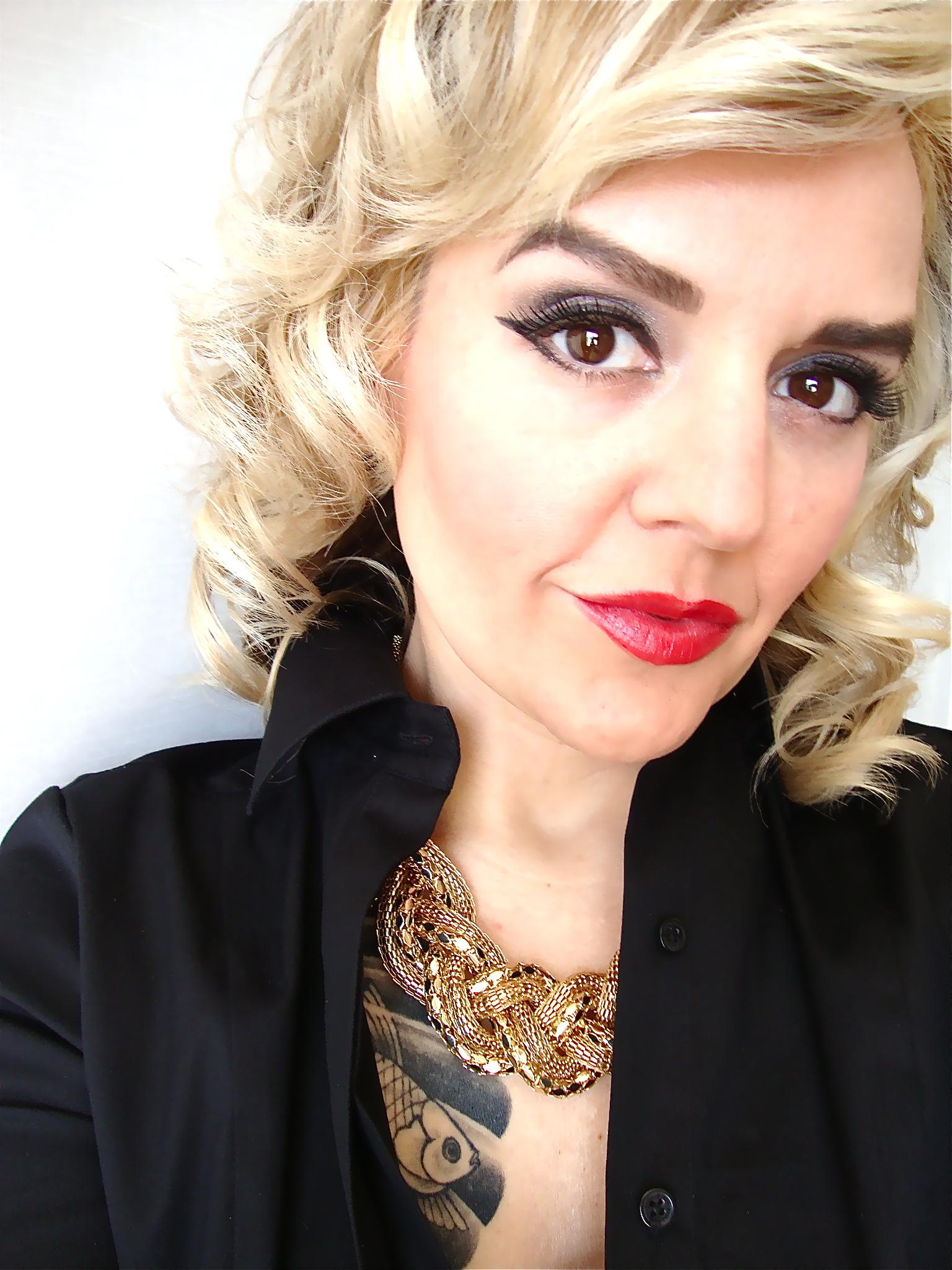 A Bolder Blonde, Parker CO