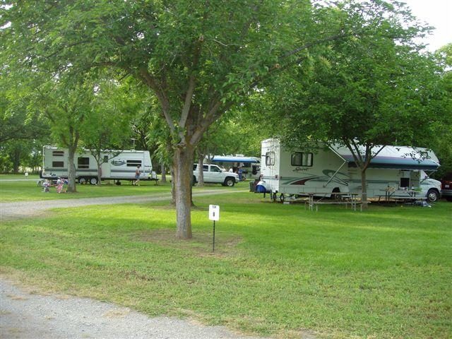The Parkway RV Resort, Orland CA