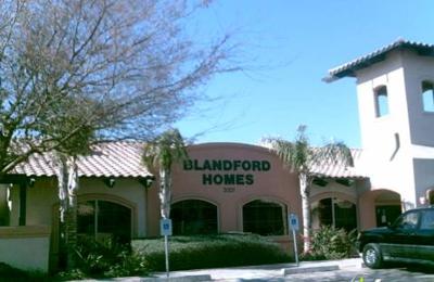 Blandford Homes Gilbert Az 85234