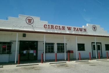 Circle W Pawn