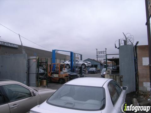 General Auto Parts, Sun Valley CA