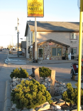 Harvest Motel, Yuma CO