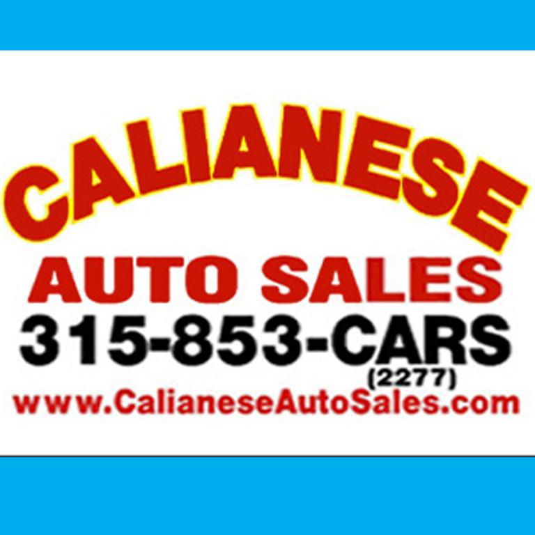 Calianese Auto Sales, Clinton NY