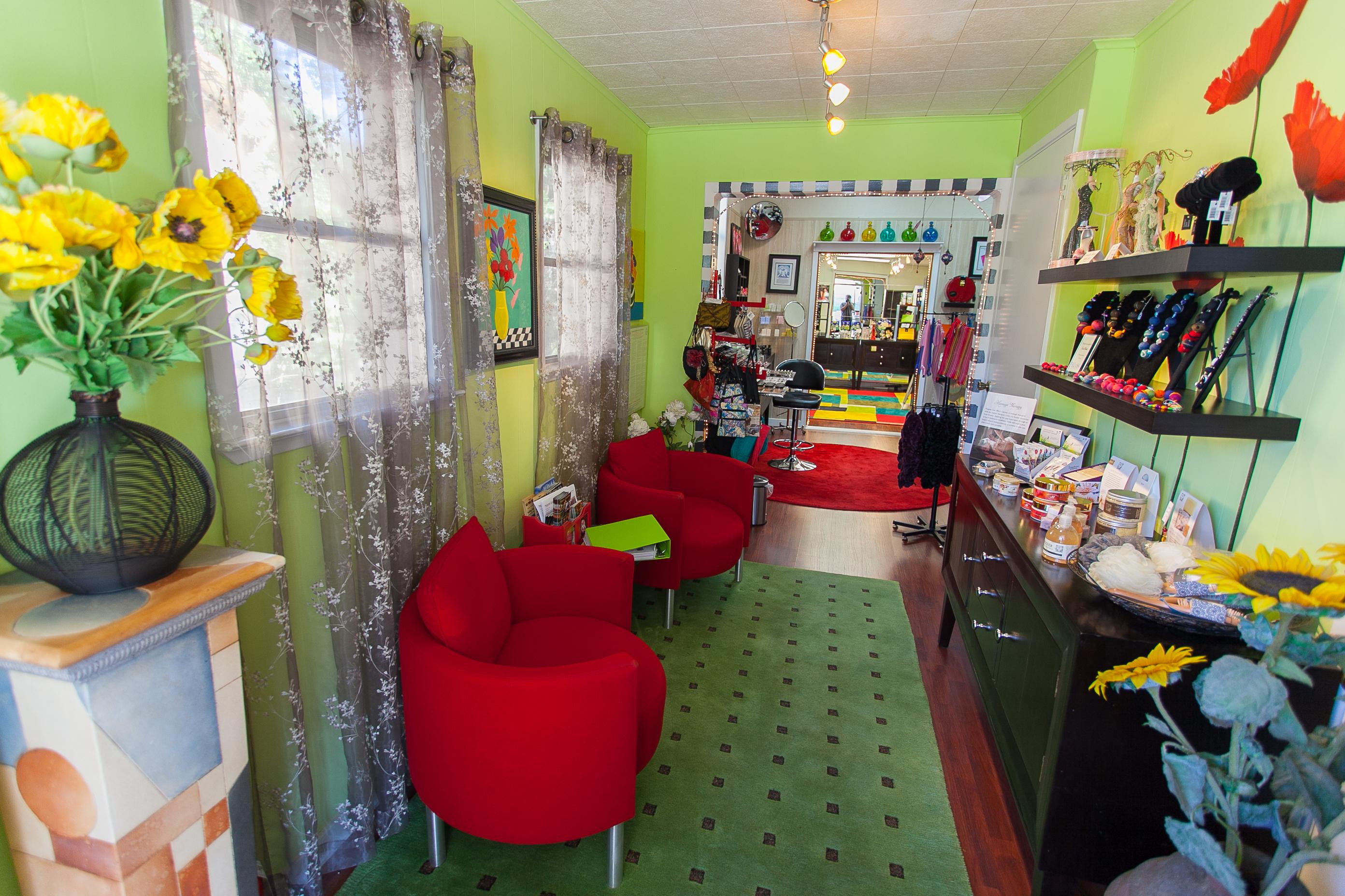 Poppies Spa & Studio, Auburn CA