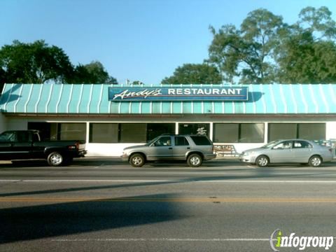 Andy's Restaurant, Crystal Lake IL