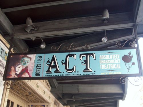 American Conservatory Theater - San Francisco, CA