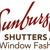 Sunburst Shutters