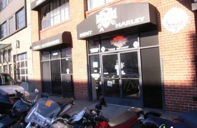 Eagle Rider Motorcycle Rentals - San Francisco, CA