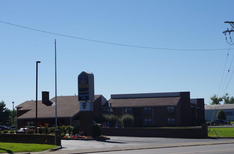 Best Western Campbellsville Inn, Campbellsville KY