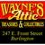 Wayne's Attic