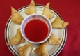 CHINA WOK - Umatilla, FL. Cheese wonton