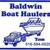 Baldwin Boat Haulers