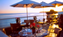 Romantic Restaurants: Los Angeles
