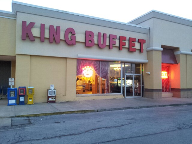 King Buffet, Richmond KY
