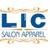L I C Salon Apparel
