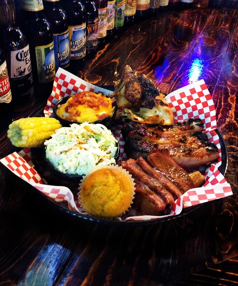 Riverside Smoke House & Grill, Quincy IL